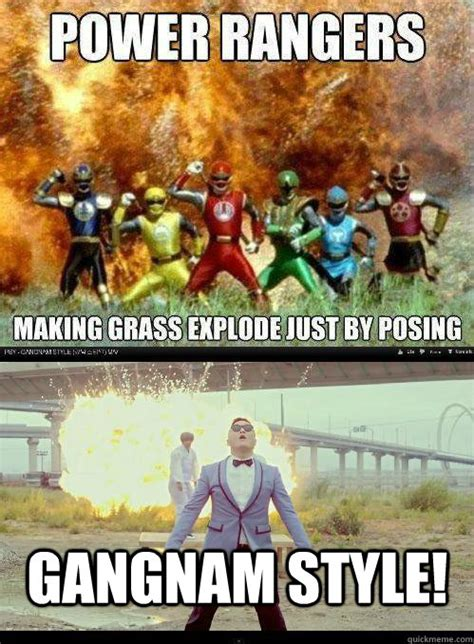 Power Ranger Meme - power ranger memes