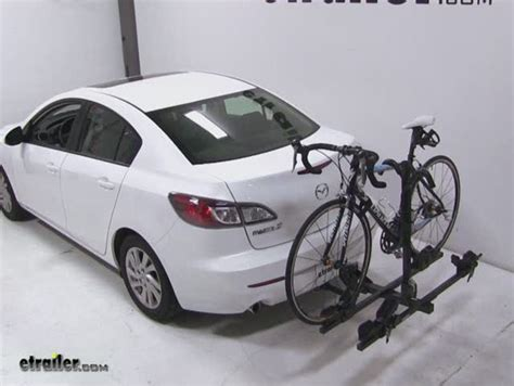 Best Bike Rack For Mazda 3 by Bike Racks For Sedans Cosmecol