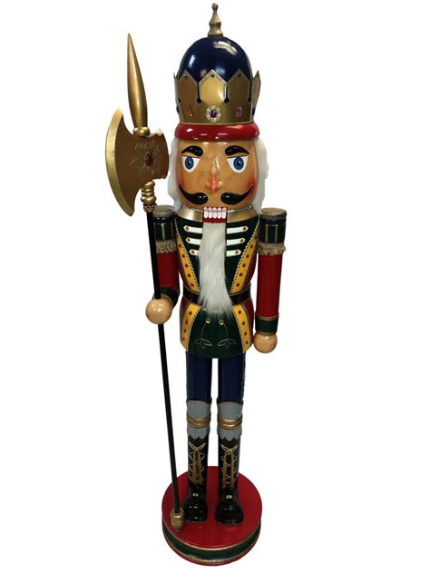 large nutcracker statues nutcracker statue united rent all omaha