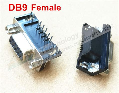 Db 9 Connector Pcb Mount popular rs232 connectors buy cheap rs232 connectors lots from china rs232 connectors suppliers