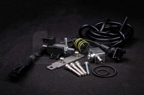 replacement recirculation valve  kit  mini cooper   peugeot turbo