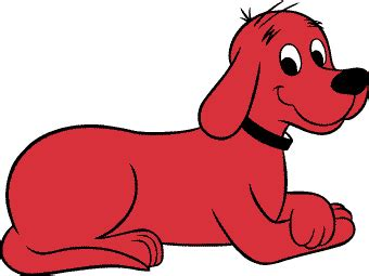clifford the big characters image clifford laying png clifford the big wiki fandom powered by wikia