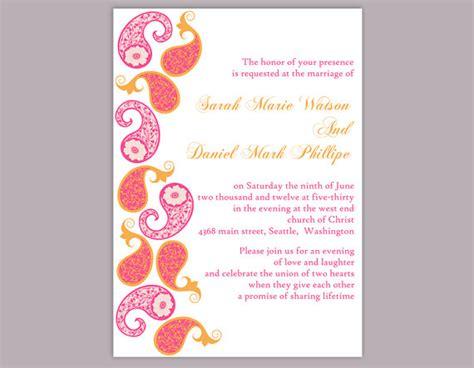 printable indian wedding invitation cards diy bollywood wedding invitation template editable word