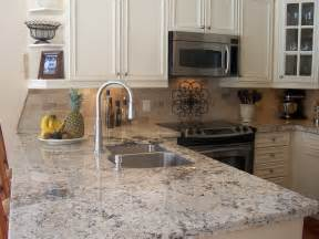 Kitchen Granite Countertops 15 Best Pictures Of White Kitchens With Granite Countertops New Combinations
