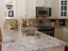Light Kitchen Cabinets Dark Granite » Home Design 2017