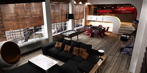 Bachelor Loft Interior Design Mag Bachelor Of Interior Design