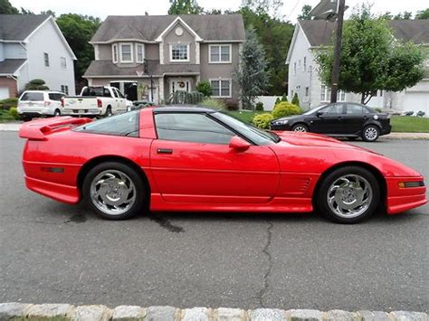 1995 corvette wheels purchase used 1995 corvette with chrome wheels in