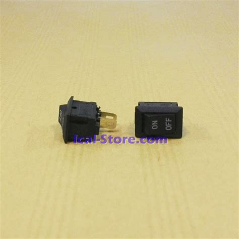 Switch Kecil saklar switch kotak hitam 2 pin on kecil mini ical store ical store