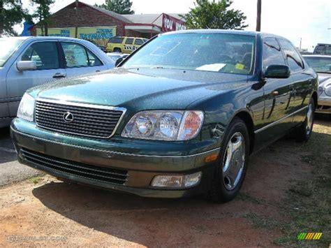 green lexus 1998 green pearl lexus ls 400 38077260 gtcarlot
