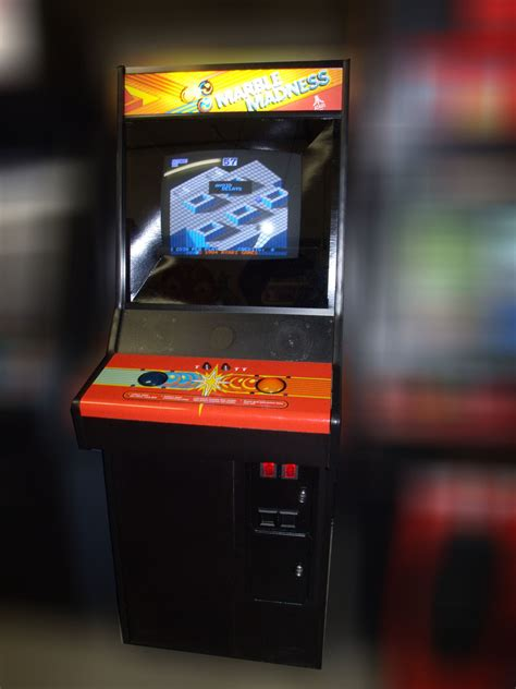 arcade cabinet for sale marble madness arcade for sale vintage arcade