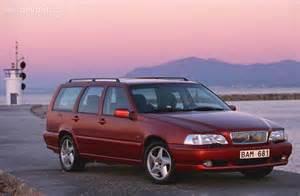 Volvo V70 2000 Volvo V70 Specs 1997 1998 1999 2000 Autoevolution