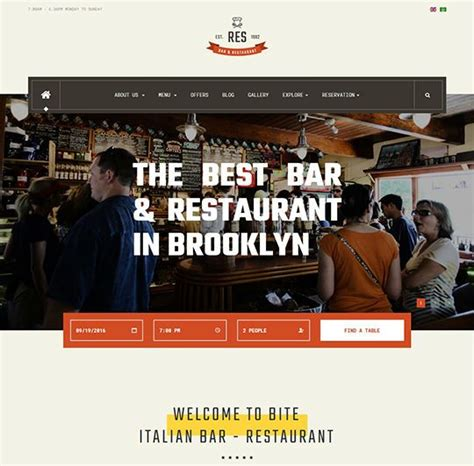 ja restaurant download responsive restaurant joomla template