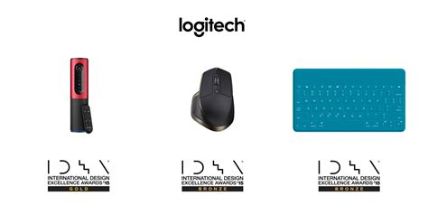idea design awards 2015 logitech honored with three 2015 idea awards the tech