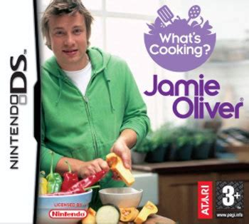 cook with jamie whats cooking with jamie oliver nintendo ds dsi