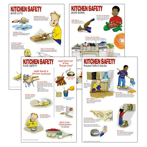Exles Of Accidents In The Kitchen by Child Safety Tips Your And Their Needs