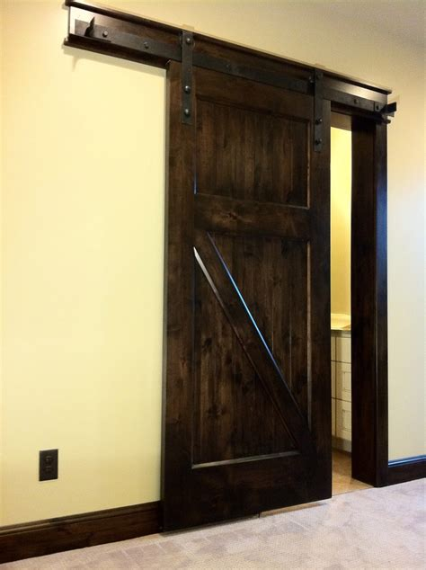 Barn Door For Interior Interior Sliding Barn Door Home Cuties