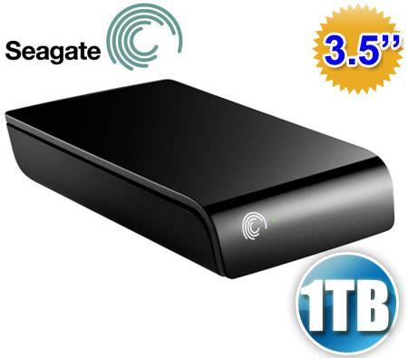 Seagate Expansion 1tb 2 5 Usb3 0 seagate expansion 3 5 quot 1tb usb3 0 and play portable
