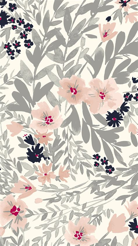 printed wallpapers free floral wallpaper download front main