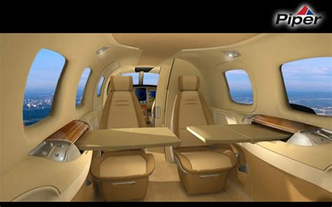 Piper Aircraft Interiors by Piper Jet Cabin Interior Photos Piperjet Gets Bigger Cabin