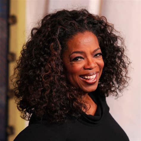 Pictures Of Oprah Winfrey Hair
