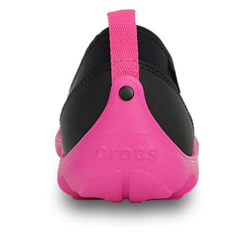 New Crocs Skimmer Pink crocs duet busy day skimmer trainers all sizes in