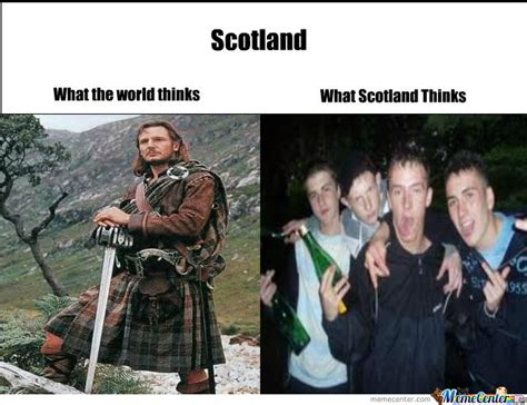 Scotland Meme - scotland by mkichael meme center