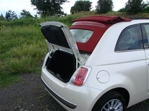 fiat 500 cabriolet week end 224 rome