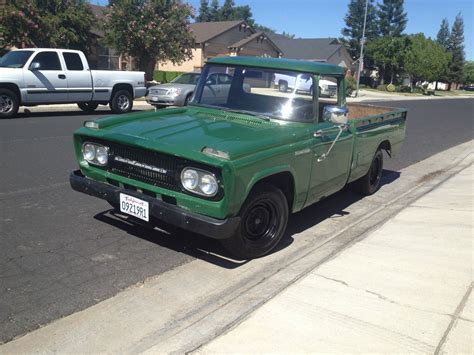 Toyota Stout For Sale 1964 Toyota Stout 1900 Up V8 Rod For Sale