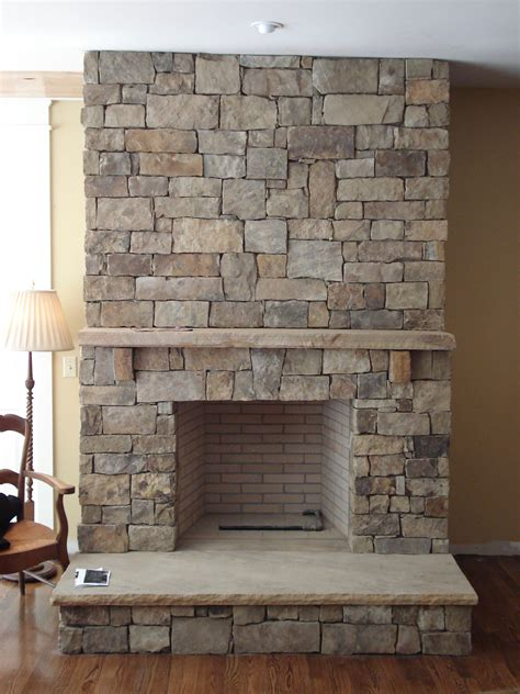 Stones Fireplace by Fireplaces Fx