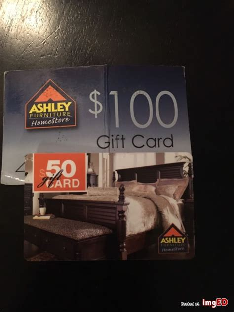 Furniture Gift Cards - ashley furniture gift card image on imged