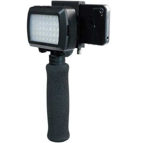 Led Iphone 4s led lighting rig for iphone 4 iphone 4s lighting