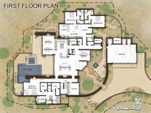Desert Home Plans by Desert Wing Kendle Design Archdaily