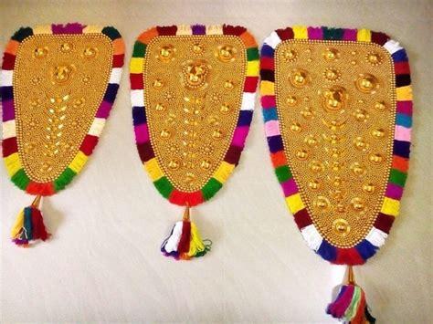 elephant nettipattam simple craft ideas