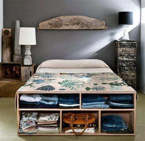 Bedroom Storage Ideas For Small Spaces Creative Storage Ideas For Small Space Bedroom