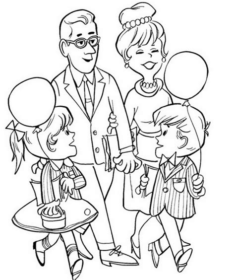family day coloring pages freecoloring4u com