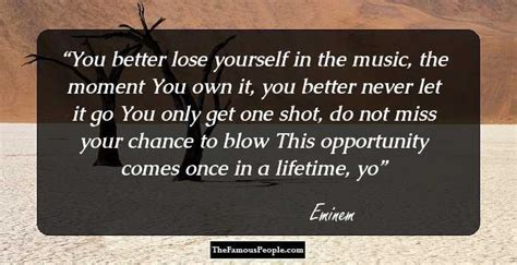 eminem you better never let it go 61 inspiring eminem quotes that will instantly strike a chord