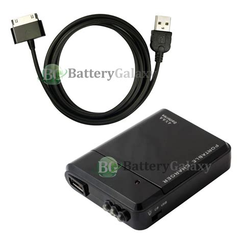 Charger For A Samsung Galaxy Note 10 1 by Portable Battery Charger Usb Cable For Samsung Galaxy Note 2 Tab Tablet 10 1 Quot Ebay