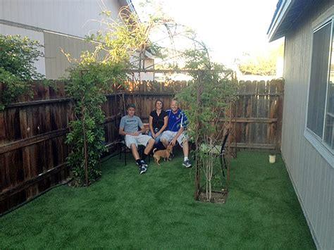 backyard artificial grass artificial grass carpet topawa arizona backyard deck