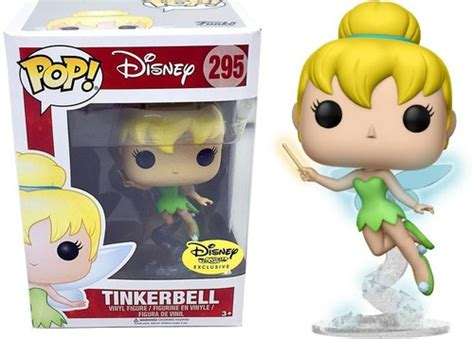 Funko Pop Tinker Bell Disney funko disney pan funko pop disney tinkerbell exclusive vinyl figure 295 tiny town toywiz