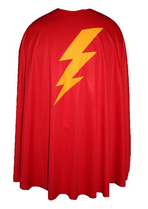 Handmade Capes - the flash cape custom made