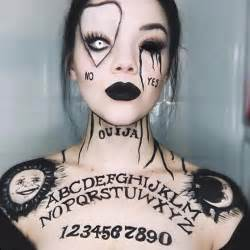 ouija board makeup that will scare the crap out of you