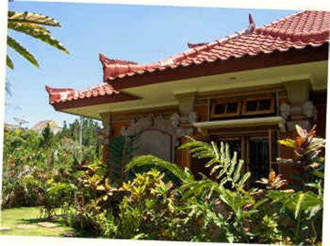 gambar rumah jawa kumpulan gambar rumah