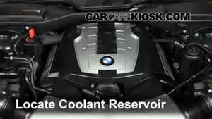 Bmw Coolant Low Fix Coolant Leaks 2002 2008 Bmw 750li 2007 Bmw 750li 4