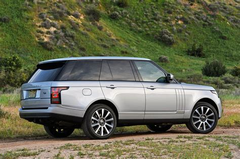 range rover silver 2015 2015 land rover range rover autobiography review autoweb