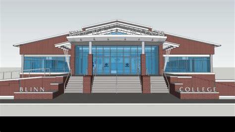 Blinn College Calendar Blinn College Trustees Proceed With New Recreation Center