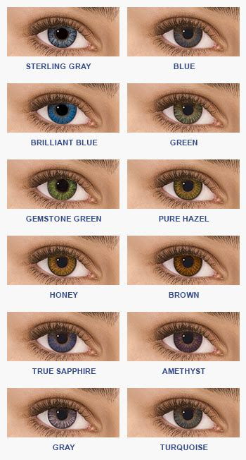 fresh look color blend contacts freshlook colorblends contact lenses by alcon walmart