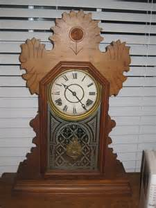 antique ingraham kitchen clock antique clocks