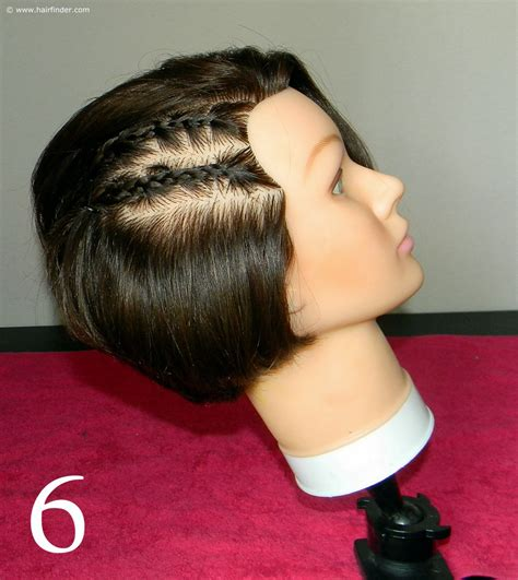 angled bob how tp fix how to make cornrows on short hair best short hair styles