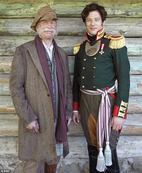 lifetime channel war and peace cast war and peace s james norton reveals that his father