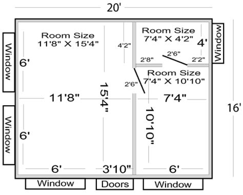 16x20 floor plans 16x20 cabin plans with loft joy studio design gallery